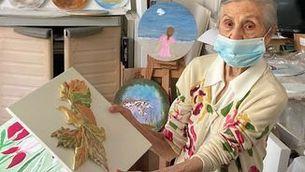 L'enuig de l'artista Quimeta Serra amb la Cambra de Sant Feliu de Guíxols