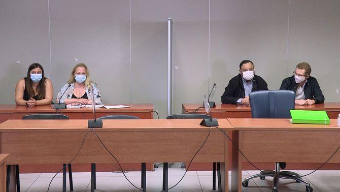 Declarats culpables d'assassinat el pare i la mare dels nens morts a Godella