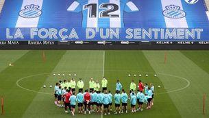 L'Espanyol anirà als tribunals si no li permeten l'entrada de públic