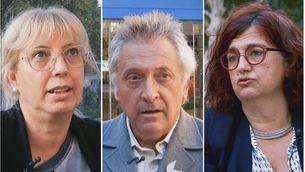 Àngels Ribó, Robert Manrique i Rosa Lluch