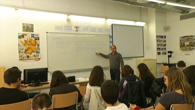 Cinc instituts catalans han fet jornada intensiva aquest curs com a prova.