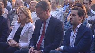 Rajoy diu que la separació de Catalunya d'Espanya és un disbarat