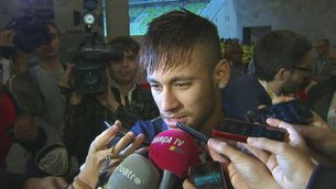 Debut de Neymar a Polònia