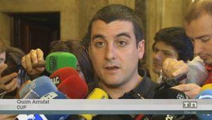 Reaccions al Congrés i al Parlament a la declaració de Rajoy sobre el 9-N