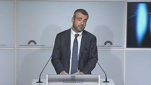 Reaccions dels partits polítics a la compareixença de Mas