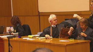 Jutgen tres responsables d'empreses de Torelló per contaminació d'aigües