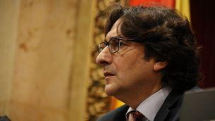 David Pérez, diputat socialista