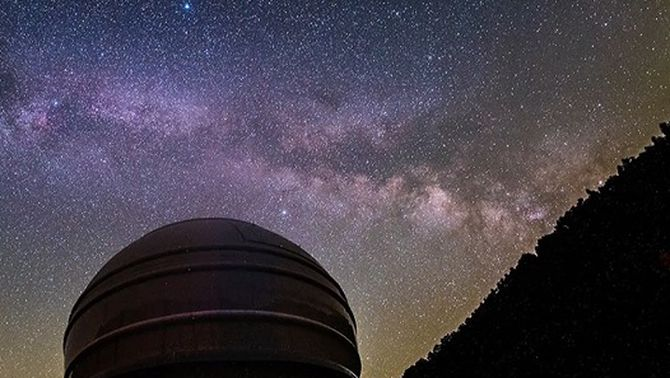 """Albanyà, primer certificat """"cel fosc"""", un lloc ideal per veure les estrelles"""