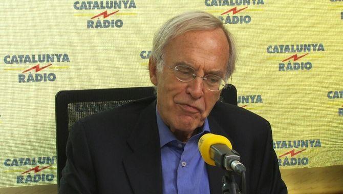 Daan Everts, cap dels observadors internacionals, entrevistat aquest dijous a Catalunya Ràdio