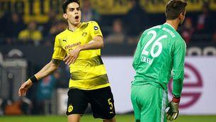 Un gol de Bartra, el millor del mes a la Bundesliga