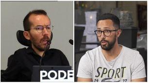 "Echenique i Valtonyc polemitzen a Twitter sobre l'""anarquista"" Puigdemont"
