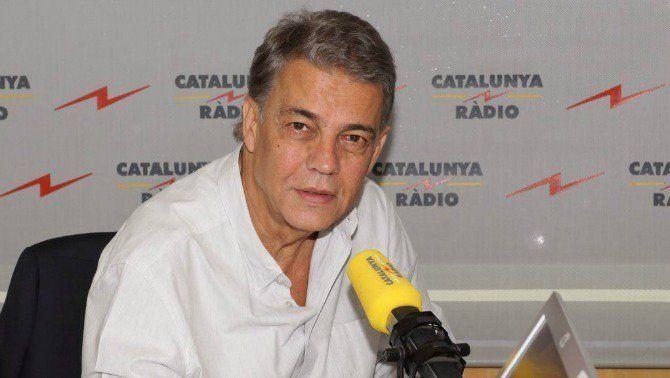 L'Ajuntament de Barcelona concedeix la Medalla d'Or al Mèrit Esportiu a Joaquim Maria Puyal