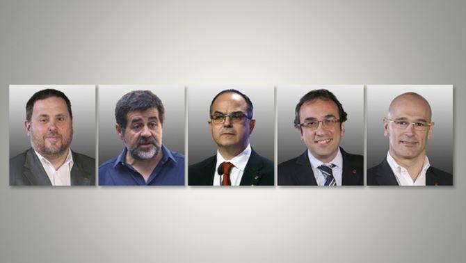 El Suprem autoritza els presos a prendre possessió però rebutja suspendre el judici