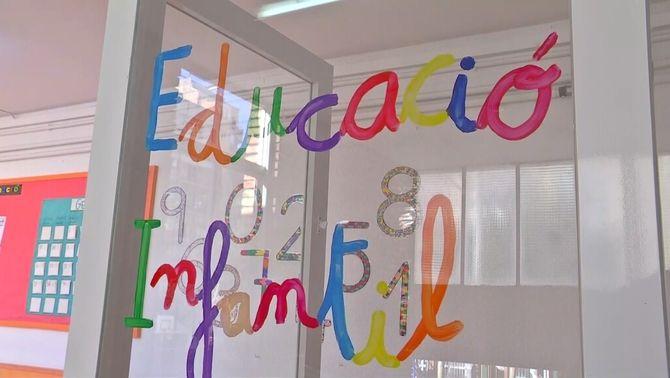 Educació redueix el màxim d'alumnes per aula: a P3 seran 8, i a P4 i P5, 10