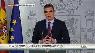 Pla de xoc contra el coronavirus