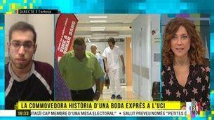 """El periodista Xavi Llambrich al """"Tot es mou"""""""