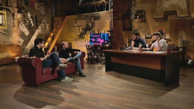 """Miguel Noguera protagonitza l'entrevista més surrealista del """"Jugada mestra"""""""