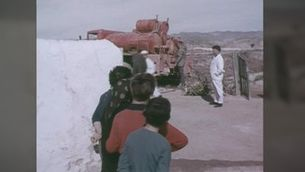 Palomares, un poble per descontaminar