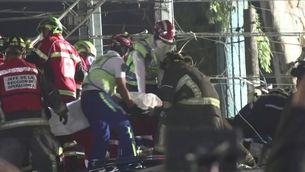23 morts i desenes de ferits en un accident de metro a Ciutat de Mèxic
