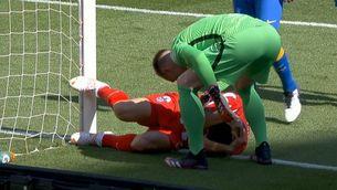 La picabaralla entre Luis Suárez i Ter Stegen