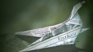 Egunkaria: Ales de paper