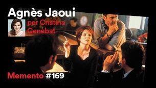"""""""Memento #169"""" 01.07.21""""Agnès Jaoui, per Cristina Genebat: històries corals i ben afinades"""""""