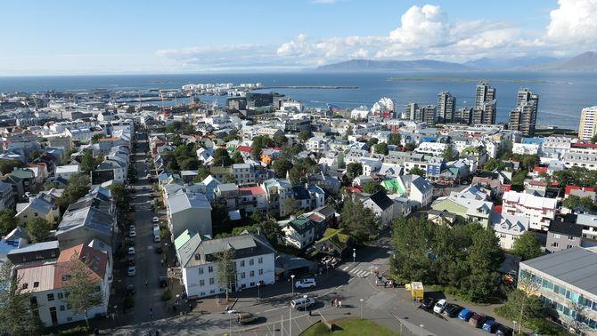 Treballadors de l'Ajuntament de Reykjavík van participar a l'estudi