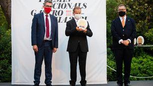 Jordi Vilà (Alkimia), Premi Nacional de Gastronomia 2021