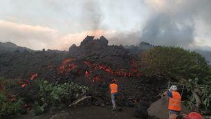 EN DIRECTE | El volcà de La Palma ja engoleix Todoque: els veïns s'afanyen a salvar el que poden