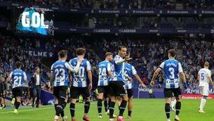 L'Espanyol ja té la primera al sac