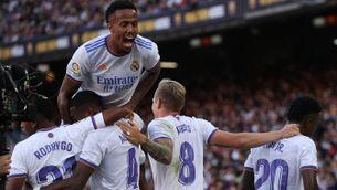 El Madrid assalta el Camp Nou (EFE)