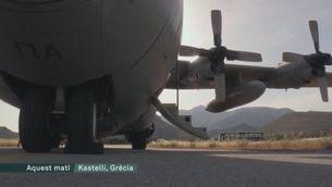 Investigació de la desaparició de l'avió