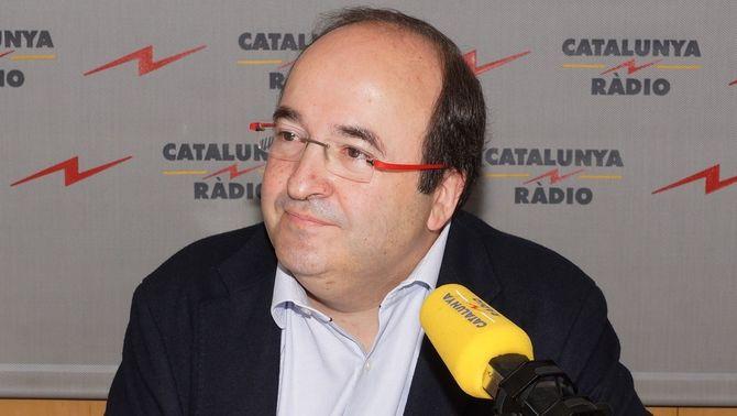 """Iceta: """"Si el referèndum és imprescindible per formar govern, no hi haurà acord"""""""