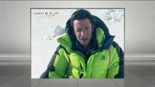 """Kilian Jornet: """"Haver fet l'Everest dues vegades m'obre més possibilitats"""""""