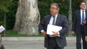Carta del ministre Zoido a les policies a Catalunya