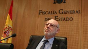 El fiscal general José Manuel Maza va morir dissabte a l'Argentina