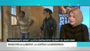 Comandante Arian: la lluita contra Estat Islàmic i el masclisme
