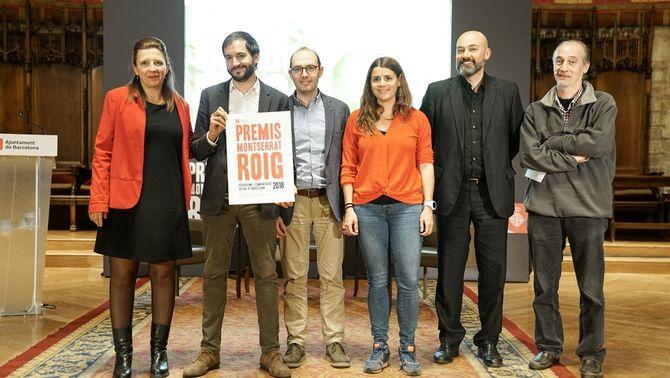 """El programa """"Solidaris"""", Premi Montserrat Roig 2018 de Periodisme a la trajectòria"""