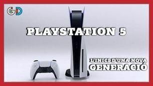 La Playstation 5 al Generació digital
