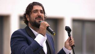 Antonio Orozco, un dels artites que va participar a La Marató per la Covid-19