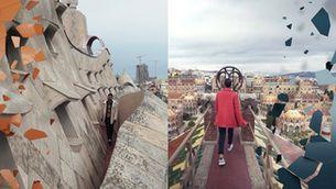 Batalla del modernisme: La Pedrera-Recinte Modernista de Sant Pau