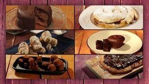Postres amb xocolata: 19 receptes per a addictes