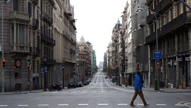 El confinament evita 150 morts prematures per contaminació a Espanya