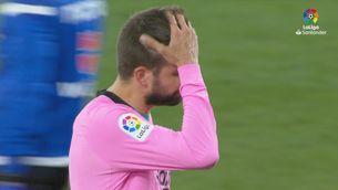 Resum del Llevant-Barça (3-3)