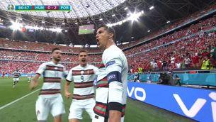 Resum de l'Hongria-Portugal (0-3)