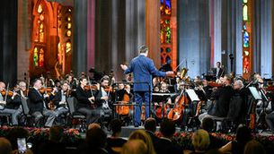 El concert es podrà veure per 40 televisions d'arreu del món