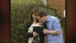 David Cameron, símbol de l'elitisme britànic