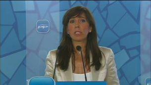 "Sánchez-Camacho: ""La resposta de Montilla és irresponsable"""