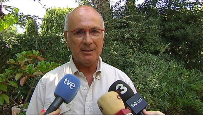 El líder d'Unió, Josep Antoni Duran i Lleida