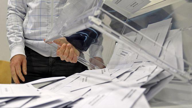 Un 74% dels catalans estan a favor de fer un referèndum d'autodeterminació i un 20% en contra, segons el CEO